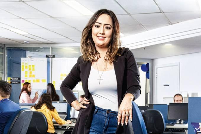 Fernanda Pelegi Vassoller, gerente de RH da ePharma