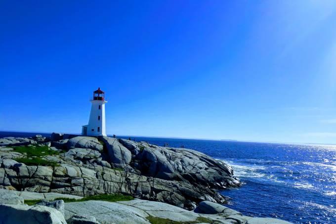 Peggy's Cove Nova Escócia , Canadá