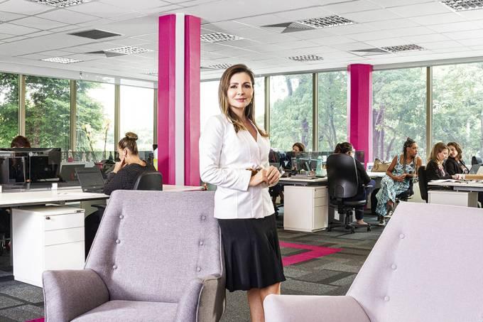 Daniela Grelin, diretora do Instituto Avon.