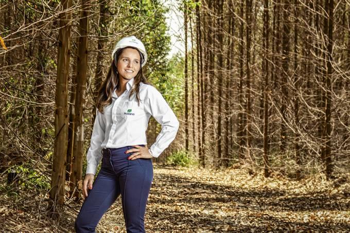 Sarita Severien, sustainability consultant da Suzano