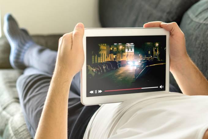 Streaming de filme
