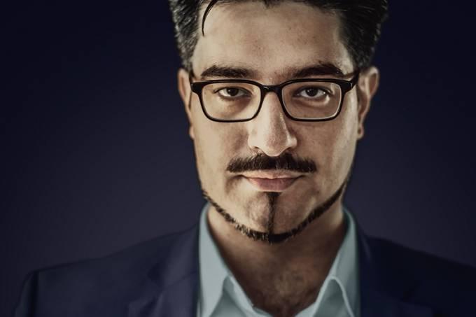 Amin Toufani, CEO da T-Labs e professor na Singularity University