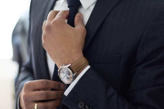terno e gravata