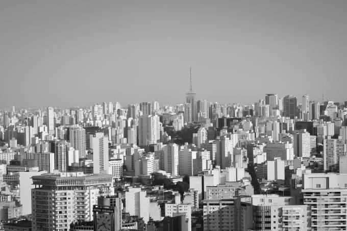 cidade de São paulo prédios