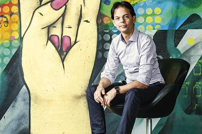 Victor Queiroz, diretor de RH da Next