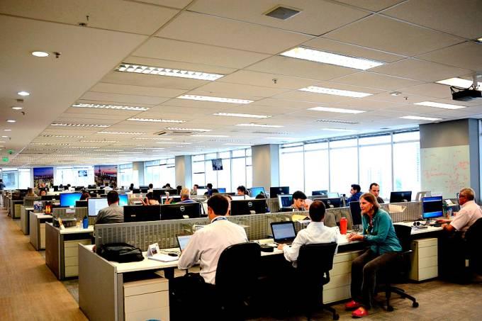 GFT escritório em Alphaville