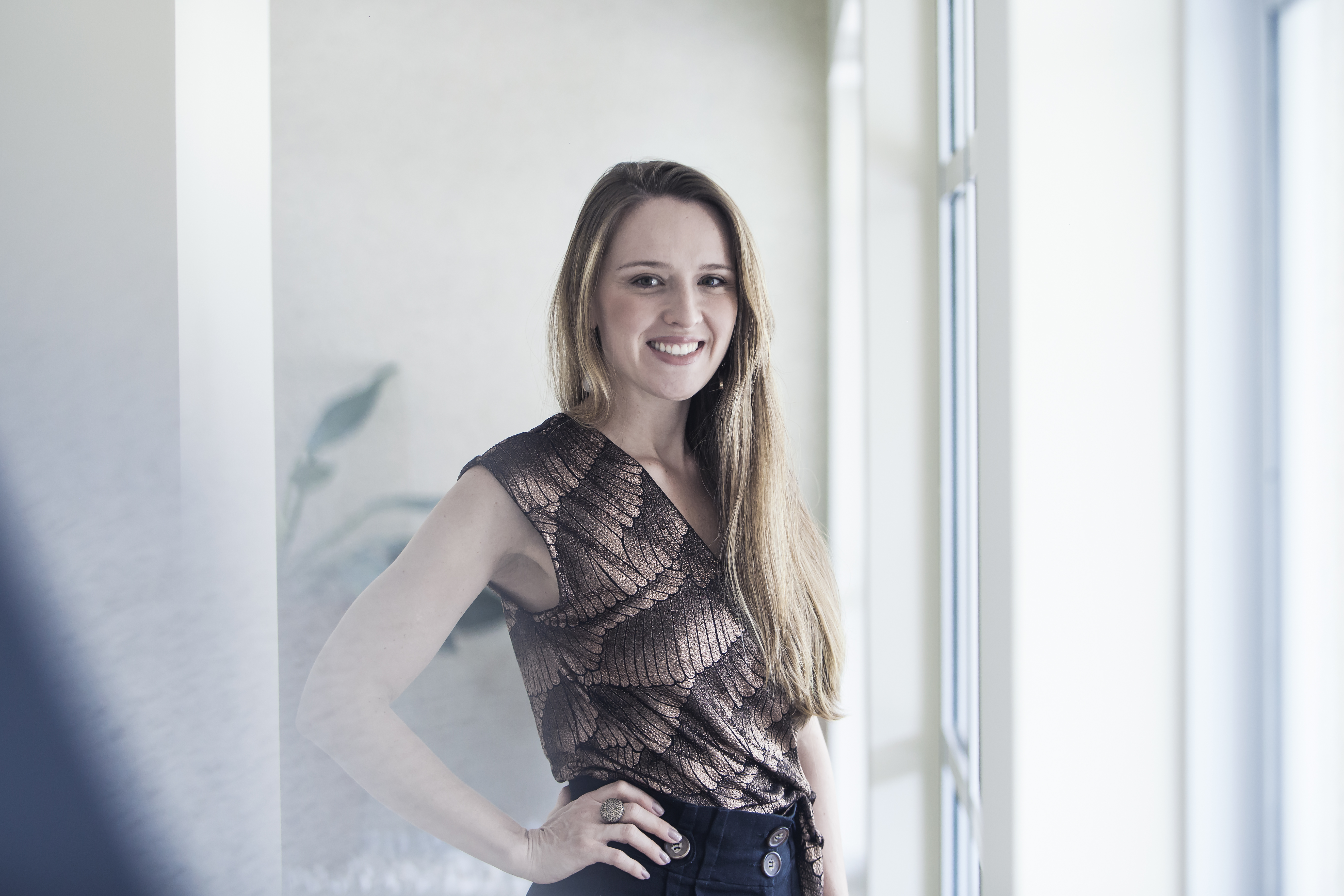 Renata Maiorino, diretora de desenvolvimento humano do Mattos Filho: escritório intensificou práticas de diversidade para atender às demandas dos clientes