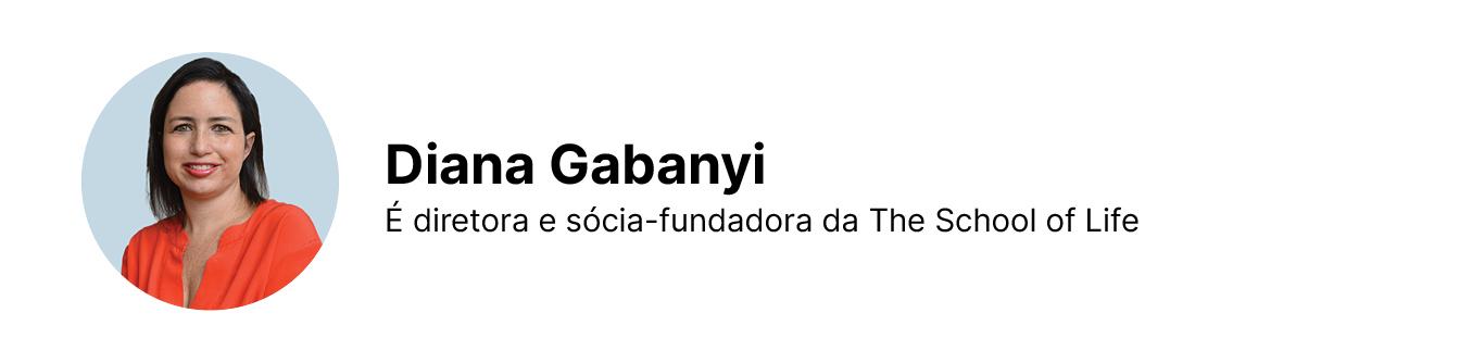 Assinatura Diana Gabanyi