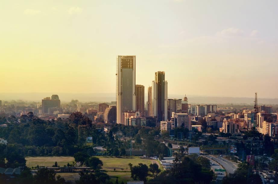 Nairobi é a capital do Quênia e tem recebido grandes investimentos em infraestrutura. O Quênia é um dos países a mais receber aportes do foreign direct investment (FDI). Conta, hoje, com 144 startups em seu território.